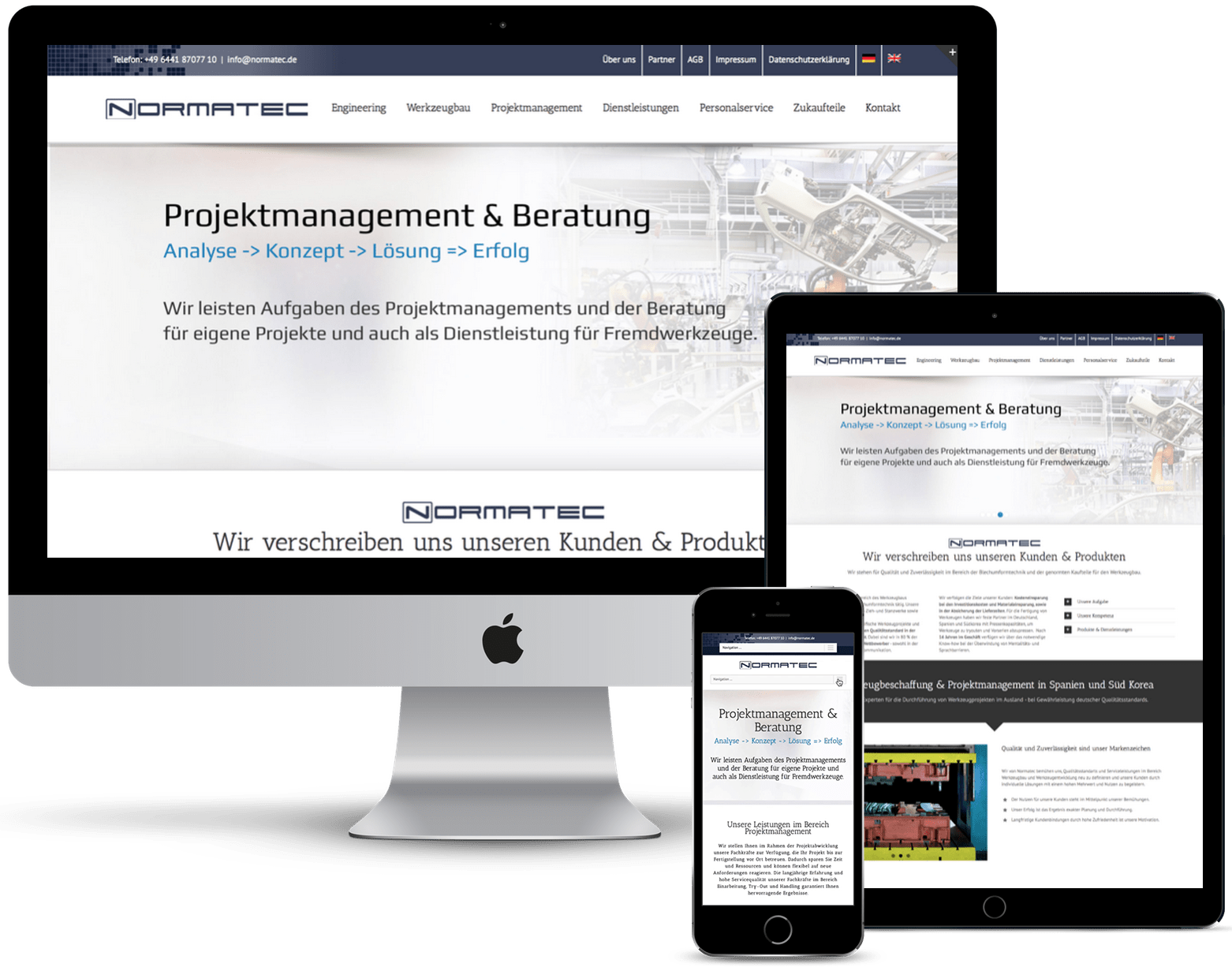 wordpress webdesign frankfurt
